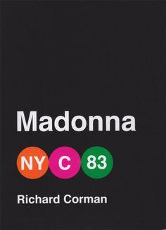 Madonna NYC83 Book