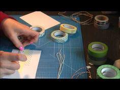 Washi Tape Card Tutorial