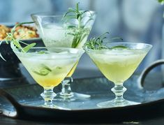 Gin-spritz med Lillet Blanc – frisk velkomstdrink | SPIS BEDRE