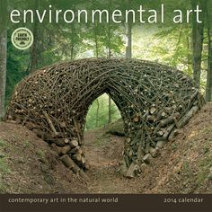 Beautiful calendar! 12 Amazingly Creative Examples of Environmental Art - My Modern Metropolis