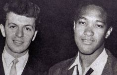 Dion (The Wanderer) and Sam Cooke.