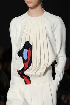 Victoria Beckham at New York Fashion Week Fall 2014