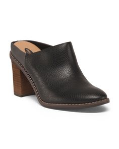 Viking+Comfort+Mules Fall Shoes, Tj Maxx, Heeled Mules, Clogs, Stylish, Heels, Fashion Design, Shopping, Clog Sandals