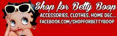 Follow Shop for Betty Boop on Pinterest https://www.pinterest.com/frescura/shop-for-betty-boop/ ~ Also on Facebook https://www.facebook.com/shopforbettyboop