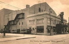 ritz theatre on staten island | Ritz Theatre - Staten Island, NY (photo: Old Staten Island website)