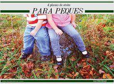 4 planes de otoño para peques - El Jardín de Venus http://www.eljardindevenus.com/maternidad/4-planes-otono-peques/