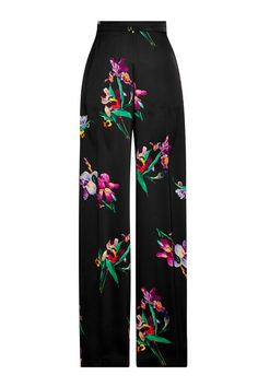 Embroidered Wide Leg Pants | Etro