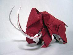 Origami Mammoth