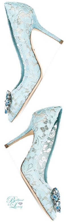 Brilliant Luxury by Emmy DE ♦ Dolce & Gabbana 'Bellucci' Pumps