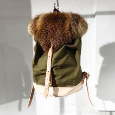 【SEIL MARSCHALL ×L'ECHOPPE】 『1940s U.S.ARMY Snow Bag』  #SEILMARSCHALL #lechoppe…