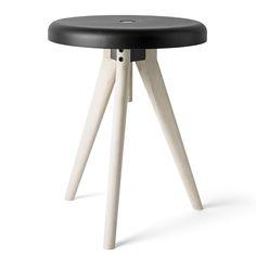 Menu & Norm.Architects' Flip Around Stool/Table