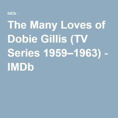 The Many Loves of Dobie Gillis (TV Series 1959–1963) - IMDb