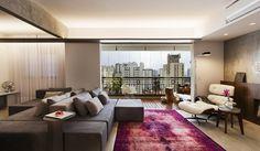 Apartamento SP - escritório Hiperstudio, Ricardo Gonçalves, Matheus Marques e Eduardo Barcellos, em associação à arquiteta Ana Montag.