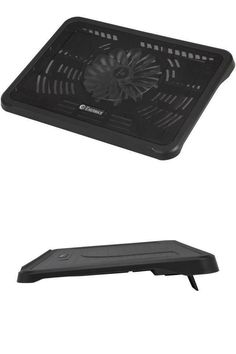 Efficient and effective cooling is essential for a computer's stability and reliability. USB powered, no extra AC adapter required. Plug the male port into your PC's USB port to power your cooling pad. Laptop Cooling Pad, Notebook Laptop, Usb, Ebay