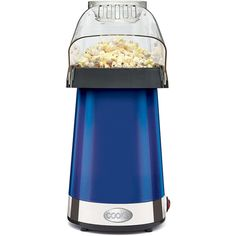 Cooks Hot Air Popcorn Maker ($25) ❤ liked on Polyvore featuring home, kitchen & dining, small appliances, pop-corn popper, pop-corn machine, popcorn maker, popcorn popper and air popcorn popper