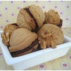 Italian Walnut Cookies (Noce Cookies)