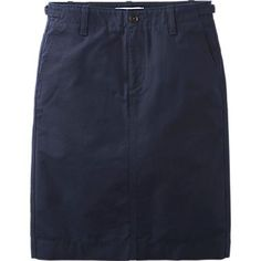 WOMEN IDLF COTTON SKIRT