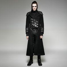 Die 43 besten Bilder von Gothic Military   Punk rave, Clothes und Blouse 52581b6bf4