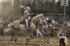 In the Joust Arena Maryland Renaissance Festival, Renaissance Fair, Fantasy Inspiration, Story Inspiration, Festival Image, Fantasy Weapons, Knight, Fairy Tales, Medieval