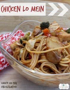 This Chicken Lo Mein