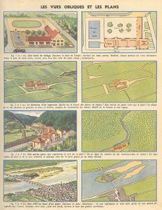 Des plans et des cartes de toutes sortes, via Flickr.