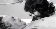 PAULO GRACINDO - FOTO - 00013 - a falecida - filme produzido BASEADO  a obra de NELSON RODRIGUES - ao lado de FERNANDA MONTENEGRO