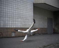 Top 10 des chutes de Denis Darzacq, « jusqu'ici tout va bien »