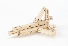 Bokah Blocks - Innovative Wooden Construction Blocks & Toys