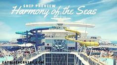 Take a look inside Harmony of the Seas. The new Oasis-class ship will be the biggest and most innovative ship in Royal Caribbean's fleet!