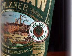 Chmielenie na zimno sprawia, że możecie cieszyć się pełnią bukietu aromatycznego chmielu typu Golding Miłosławia Pilznera.