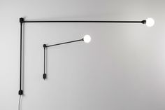 Potence Pivotante Mini by Charlotte Perriand for Nemo Lighting at Euroluce 2017 | Yellowtrace