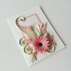 Hey, I found this really awesome Etsy listing at https://www.etsy.com/in-en/listing/237910956/quilled-birthday-card-greeting-card