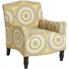 Walker Arm Chair Patterns Fabrics And Shape