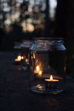 Candles in glass Cute Wallpapers, Wallpaper Backgrounds, Candle Lanterns, Candles, Amazing Photography, Nature Photography, Pretty Lights, Jolie Photo, Light In The Dark