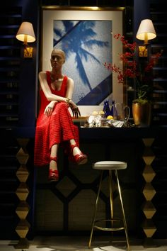 WindowsWear | Ralph Lauren, New York, May 2013