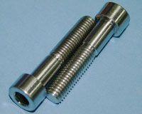 Tornillos de Titanio M10x50mm allen DIN912