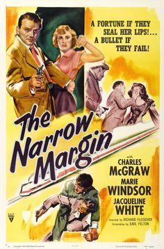 """1952's """"The Narrow Margin"""""""