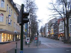 Downtown Fulda Germany.I lived here for three years...Loved it