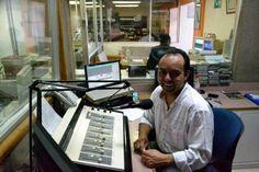 Maestro de Ceremonias. JESUS BOJORQUEZ ACOSTA. Por màs de 20 años conductor del programa Complacencias en XEC Radio Enciso.
