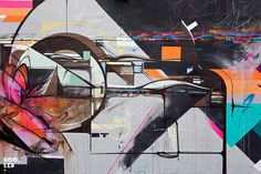 Kofie, Derm, Remi Rough, Part2ism, Poesia in Stockwell by Hookedblog, via Flickr