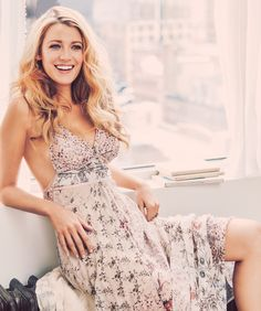 Actress Blake Lively takes the plunge in the summer blockbuster The Shallows, then swims in glamour in her first Woody Allen picture, Café Society.