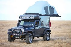Lambo Power Ultimate camper/ expedition vehicle?