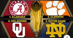 College Football Playoff predictions: Expert picks for 2018 Orange Bowl Cotton Bowl games - CBS Sports College Football Playoff predictions: Expert picks for 2018 Orange Bowl Cotton Bowl gamesCBS Sports The College Football Playoff semifinals go down Sat College Football Playoff, Bama Football, Crimson Tide Football, Alabama Crimson Tide, Nick Saban, Cotton Bowl, Orange Bowl, Cbs Sports, Bowl Game