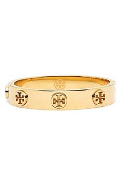 Tory Burch Logo Bracelet available at #Nordstrom
