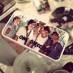 one direction phone case. Yes please.