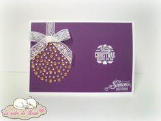 ♥ Tarjeta bola de navidad: http://lanubedenoah.blogspot.com.es/2015/11/tarjeta-bola-de-navidad.html