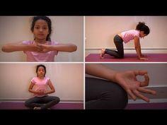 5 gestes de yoga pour apaiser les enfants