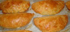 Τυροπιτάκια κουρού – Καρανίκος Ιωάννης Hamburger, Bread, Cheese, Food, Eten, Hamburgers, Bakeries, Meals, Breads