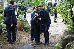 "The blacklist   The Blacklist - Season 1 - ""The Stewmaker"" - Megan Boone and Diego ..."