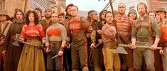 """Dead Rabbits –This crew of Irish immigrants was one of the most feared gangs to emerge from Five Points. Leonardo DiCaprio acting in """"The Gangs of New York.""""Image: courtesy of Miramax"""